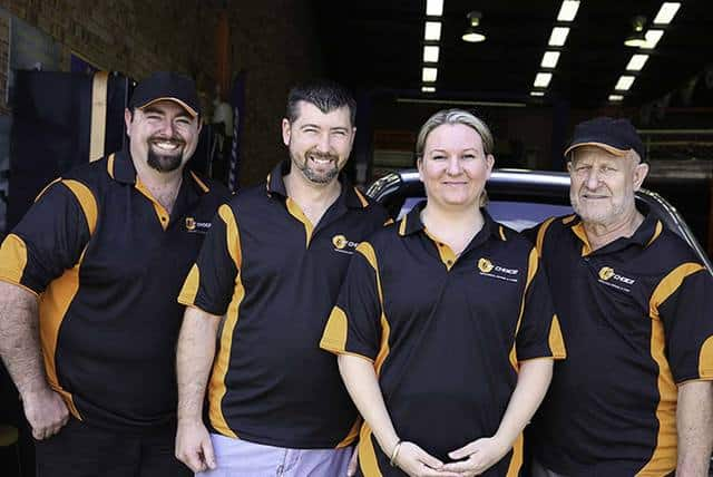 1st choice mechanical team wollongong