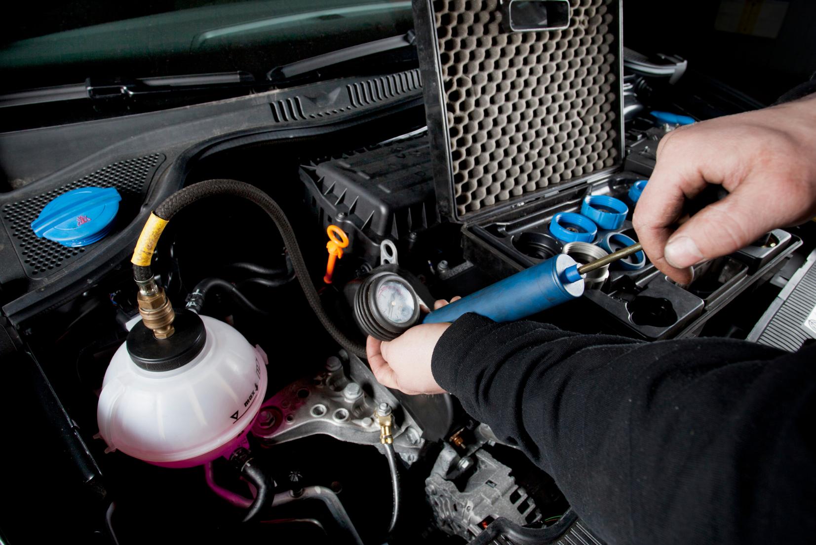 Car Cooling System